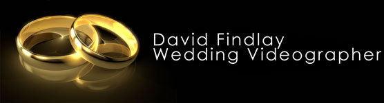 Videographer in Kent - David Findlay Wedding Videos